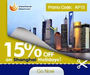 15% off on Shanghai Activities