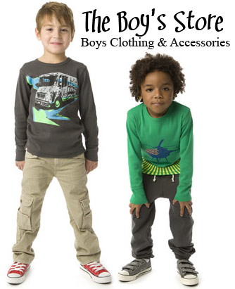 Online Boy's Clothing Store