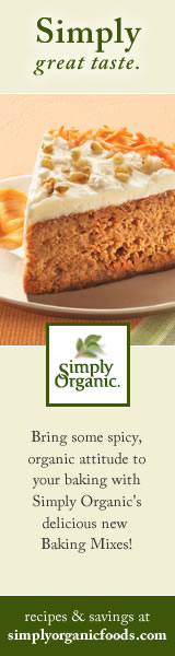 Simply Organic Gluten-Free Baking Mixes