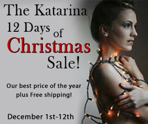 Celebrate Christmas With Katarina. Katarina.com is featuring