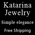 Simple Elegance - From Katarina.com Also Enjoy FREE 2nd Day Shipping