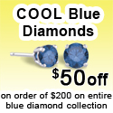Katarina.com - $50.00 Off on $200.00 on all Blue diamond collection