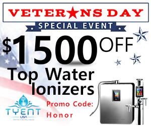 Tyent USA - Water for Wellness.