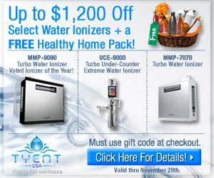 Water for Wellness at TyentUSA!