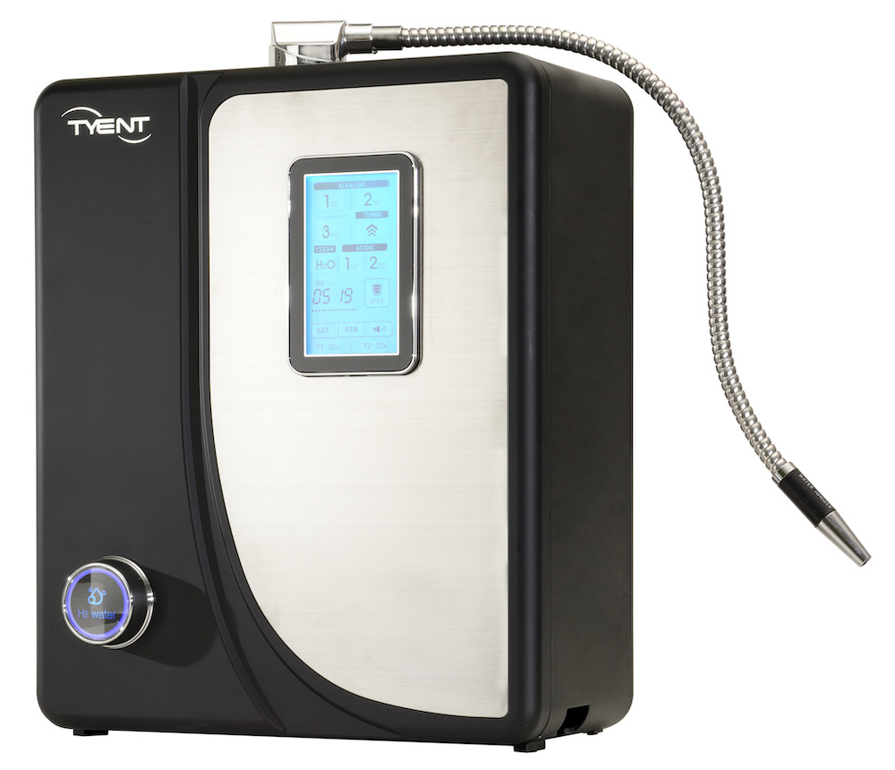 tyentusa.com - 31% Off Tyent's NEW Alkaline H2 Hybrid Ionizer! Over $1,600 in FREE Gifts + $250 in Bonus Gifts