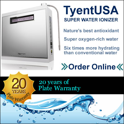 Tyent USA - Water for Wellness
