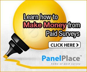 PanelPlace - Make Money from Paid Surveys