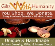 Gifts With Humanity - You Shop We Donate