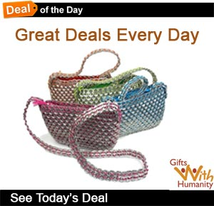 Fair Trade Daily Deals