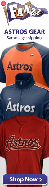 Houston Astros Apparel, Jerseys and Gifts