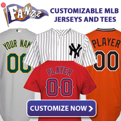 Custom MLB Jerseys and Tees