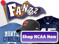 Fanzz has amazing deals on NCAA T-Shirts, NCAA Hats, NCAA Apparel, and NCAA Gifts.