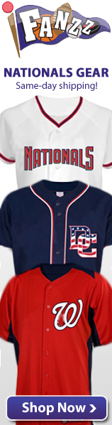 Washington Nationals Apparel, Jerseys and Gifts