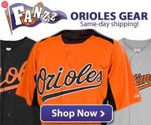 Baltimore Orioles Apparel, Jerseys and Gifts