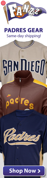 San Diego Padres Apparel, Jerseys and Gifts