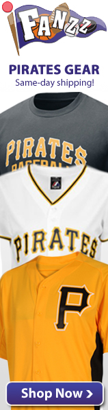 Pittsburgh Pirates Apparel, Jerseys and Gifts