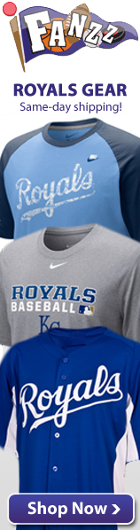 Kansas City Royals Apparel, Jerseys and Gifts