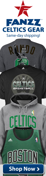 Boston Celtics Apparel, Jerseys and Gifts