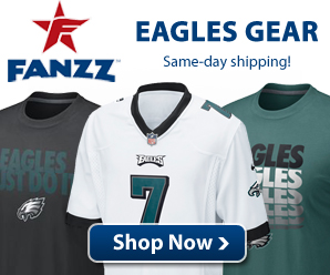 Philadelphia Eagles Jerseys, Apparel and Gifts