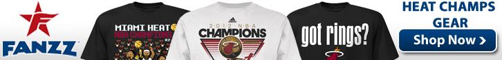 Miami Heat 2012 NBA Champions