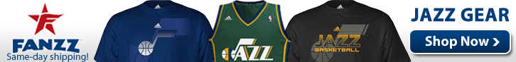 Utah Jazz Apparel, Jerseys and Gifts