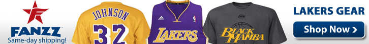 Los Angeles Lakers Apparel, Jerseys and Gifts
