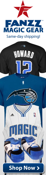 Orlando Magic Apparel, Jerseys and Gifts