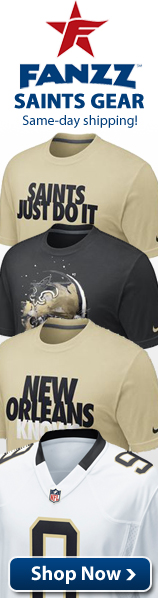 New Orleans Saints Jerseys, Apparel and Gifts