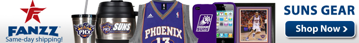 Phoenix Suns Apparel, Jerseys and Gifts