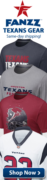 Houston Texanx Jerseys, Apparel, Hats