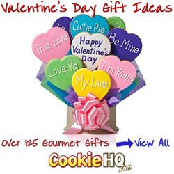 CookieHQ Valentines Day Gift Ideas