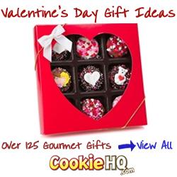 CookieHQ Valentines Day Gift Ideas