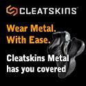Cleatskins Metal - For metal baseball and softball cleats