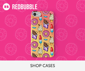 Redbubble iPhone 7 Cases
