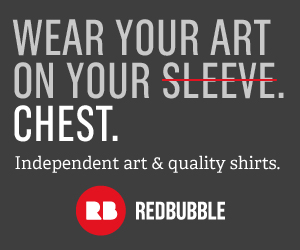 Redbubble: Your Source of Totally Shiny Gifts for Her!