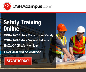safety training , osha safety training