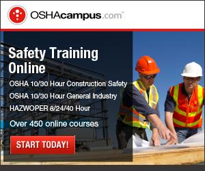 safety training , osha safety training