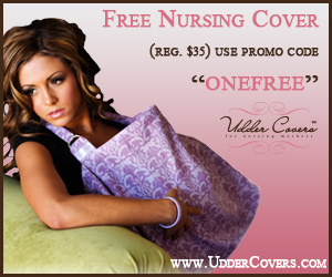 FREE Nursing Cover...