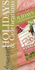 Somerset Holidays & Celebrations by Stampington & Company