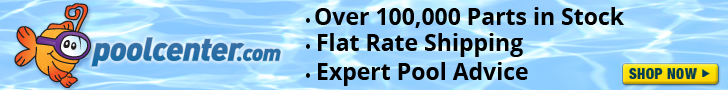 PoolCenter Flat Rate Shipping