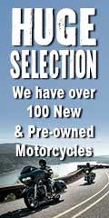 See Harley-Davidson® Motorcycles