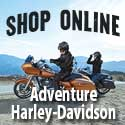 Shop Adventure Harley-Davidson
