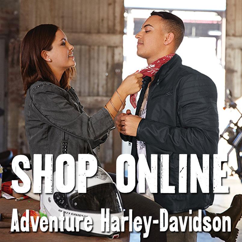 Shop Adventure Harley-Davidson