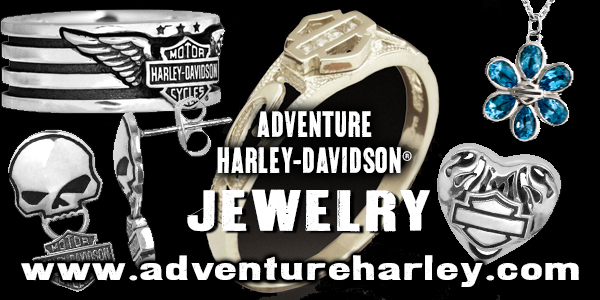 Beautiful Jewelry made for Harley-Davidson by Mod, Stamper Black Hills Gold. Also fashion studded jewelry by Soul Of The Rose