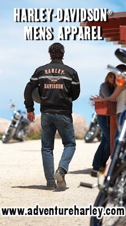 Men's Harley-Davidson� Apparel, Boots, Shirts, Jackets, Jeans
