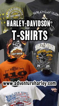 Unisex Harley-Davidson® T-Shirts