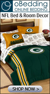 NFL Bedding and Room Decor