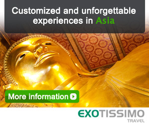 Exotissimo: Individually customized & unforgettable travel experiences in Southeast Asia