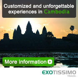 Exotissimo: Individually customized & unforgettable travel experiences in Cambodia