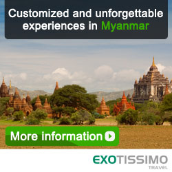 Exotissimo: Individually customized & unforgettable travel experiences in Myanmar